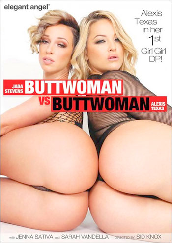 Elegant Angel - Buttwoman VS Buttwoman (2017) WEB-DLRip |