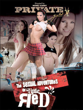 Сексуальные приключения Красной шапочки / Private Gold 93: The Sexual Adventures of Little Red (2007) DVDRip |