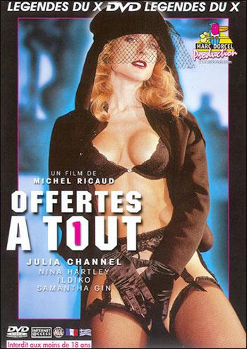 Marc Dorcel - Доступна в любой момент / Offertes a tout 1 / French Connextion (1993) DVD5