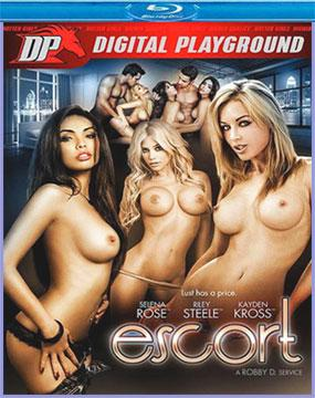 Digital Playground - Эскорт / Escort (2011) HDRip