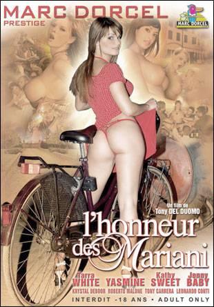 Постер:Marc Dorcel - Честь Марианны / L'honneur des Mariani (2009) DVDRip